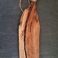 Single carved Feather (B)