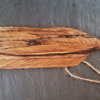 Single carved Feather (D)