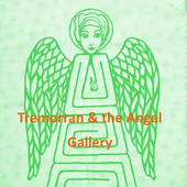 Tremorran & The Angel Gallery (specialising in ceramics and jewellery)