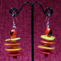 Tower Seeds Earrings.