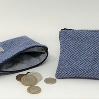 Harris Tweed Coin Purse - HT05
