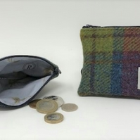 Harris Tweed Coin Purse - HT19