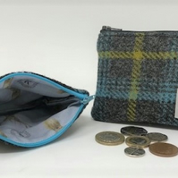 Harris Tweed Coin Purse - HT34