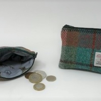 Harris Tweed Coin Purse - HT13