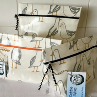 Seagull Cosmetic Bags