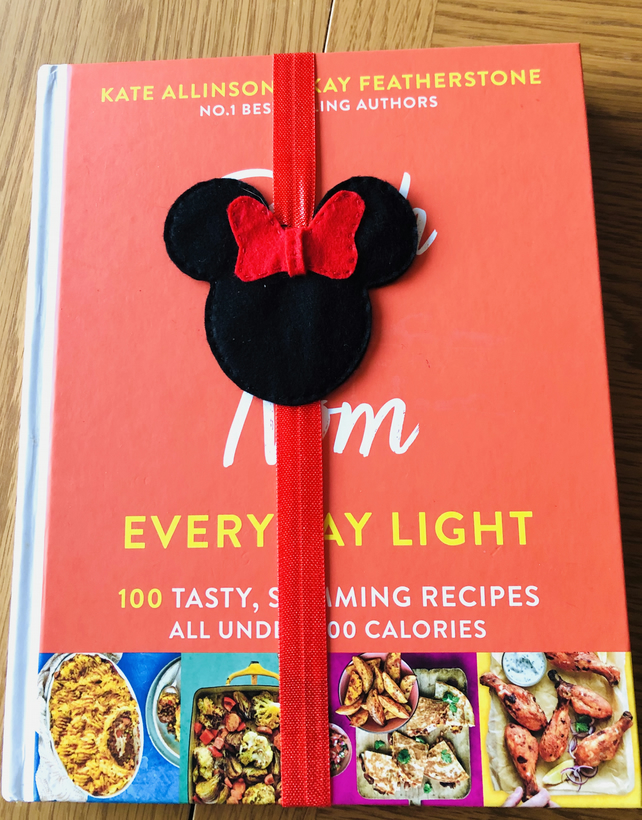 mouse book mark