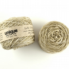 Plastic Recycled Yarn, Reclaimed yarn made from plastic bottles