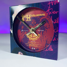 Jimi Hendrix - Are You Experienced. Clock made from vinyl record.