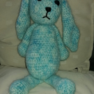 Light Blue Rabbit