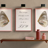 You can FLY Print Set