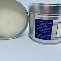 Hand Poured Soy Wax Candle - Coconut