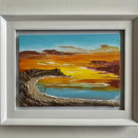 Hengistbury Head in a Frame