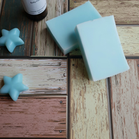 Handmade Baby Powder Soap and Gift Box