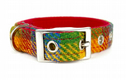 "Limited Edition 'Harris Tweed"" Dog Collars"