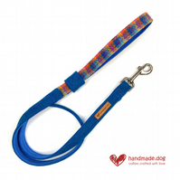 Limited Edition 'Havana' 'Harris Tweed' Dog Lead