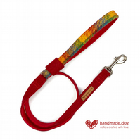 Limited Edition 'Honolulu' 'Harris Tweed' Dog Lead