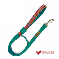 Limited Edition 'Rio' 'Harris Tweed' Dog Lead