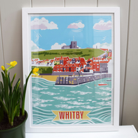 Whitby, North Yorkshire - Prints