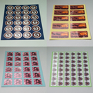 Photo Quality Paper Stickers (Matt or Gloss)