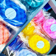 Designer Fragrance Soap Filled Sponges