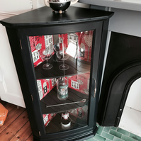 Cocktail Corner Cabinet