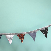 Odds and Ends Mini Bunting