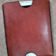 Leather 10 inch (25cm)  tablet sleeve