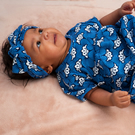 Hue of Blue Baby & Toddler Headband