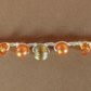 Crochet Beaded Anklet