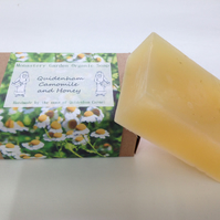 Organic Camomile and Honey Soap