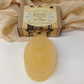 Flying Bee with Bee on Honeycomb Organic Honey Soap