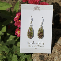 Heather 925 Sterling Silver Earrings