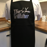 The Grillfather Barbecue Apron