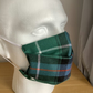 Tartan Face mask,Reusable fask mask ,Washable face covering,Free P&P