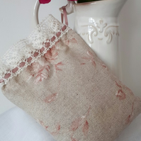 Lavender Bag - Linen Rose