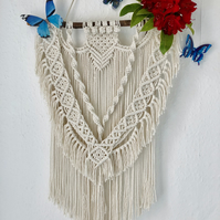 18'' Large Macrame Wall Hanging
