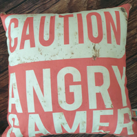 Gaming cushion cover,  teenager,  student