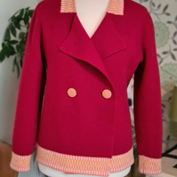 Luxury Felted Jacket