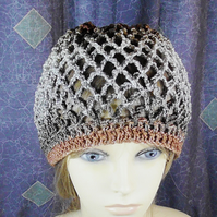 SUMMER CROCHET LADIES HAT