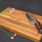 Carving Board - Iroko wood