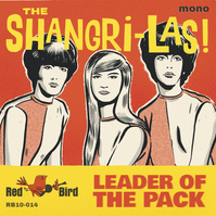 The Shangri-las A4 Art Print