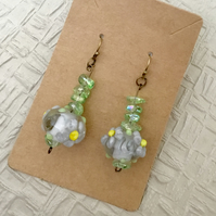 Floral bead!