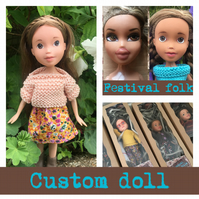Custom 'look-a-like' doll