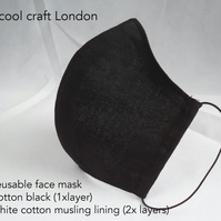very curvy face mask