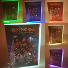 Beetlejuice Multicolour Neon Dvd, Nightlight