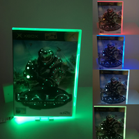 Halo,Xbox,Multicolour Neon Nightlight, Any Game made to Order