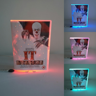 It, Multicolour Neon Dvd Nightlight, Any Movie Made to Order