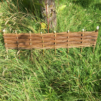 Willow Border Edging Hurdle