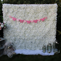 Wedding Backdrop Flower HIRE