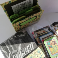 1950s Inspired Recipe Box Pack ..and much more besides